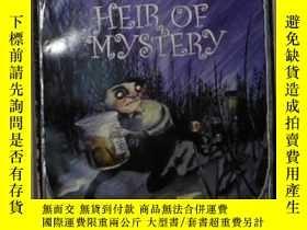 二手書博民逛書店Heir罕見of Mystery: Book 2: Unlike