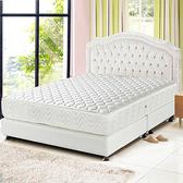 【睡芝寶】矽膠3M防潑水透氣涼蓆護背床墊單人3.5尺