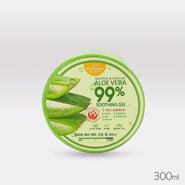 韓國 Beloved & Co. 蘆薈 99%超補水修護保濕凝膠 300ml 新包裝 蘆薈膠【YES 美妝】