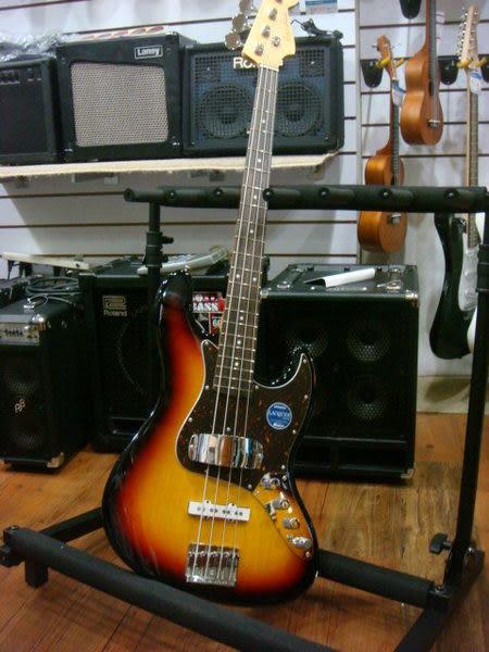 凱傑樂器 BACCHUS Bass BJB60 ACTIVE 3JS日本廠 主動式 (夕陽漸層色)