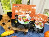 新上市!【DOORI DOORI】泡飯麵-韓國嫩豆腐口味