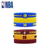 NBA 運動手環 球隊手環 可調式 運動配件