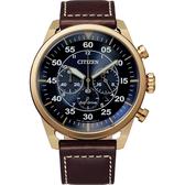 CITIZEN 星辰 光動能計時手錶-44mm CA4213-26L