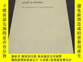 二手書博民逛書店Numbers,罕見Sets and Axioms: The A