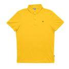 HYPER HEROES 男版短袖基本款POLO衫-黃 CL1SSM305 | OS小舖