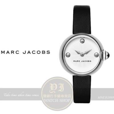 MARC JACOBS國際精品Hollywood迷你時尚真皮腕錶MJ1430公司貨/禮物/情人節