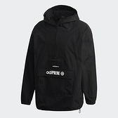 Adidas Adiprene WB 男 黑 半開襟 衝鋒衣 長袖 GD5999