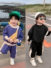 男童套裝 棉小班童裝男童韓版套裝秋裝新品...