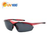 UV100 防曬 抗UV Polarized太陽眼鏡-鏡腳防滑