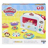 《 Play - Doh 培樂多黏土 》廚房系列神奇烤箱組╭★ JOYBUS玩具百貨