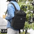 現貨配送【LRM】日本品牌 B4 後背包 3夾層雙肩包 12個口袋旅遊包 大容量 男女共用款 機能包