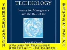 二手書博民逛書店How罕見Societies Embrace Information Technology: Lessons fo