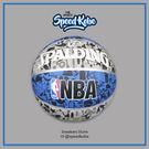 SPALDING 籃球 NBA 塗鴉 灰藍黑 室外 7號球 SPA83176【Speedkobe】