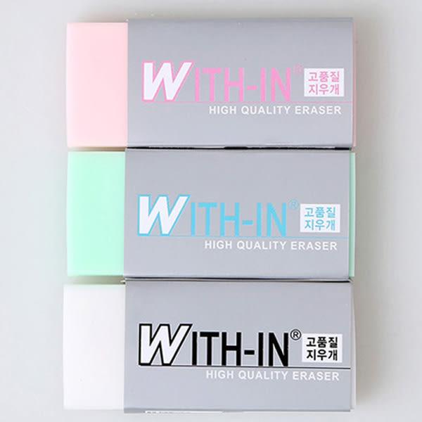 韓國 KC 果凍橡皮擦(1入)5.7x2.7cm【小三美日】顏色隨機出貨
