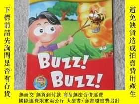 二手書博民逛書店Buzz!罕見Buzz! (Storytime Tot Taik