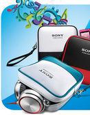 全新 SONY 原廠 收納袋 顏色隨機出貨