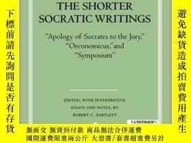 二手書博民逛書店【罕見】The Shorter Socratic Writing