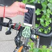 自行車手機架電瓶車機車電動摩托車用外賣騎行固定防震導航支架