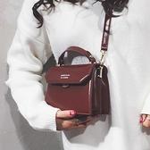 高級感小包包女包新款斜挎包時尚百搭ins洋氣質感網紅小黑包-金牛賀歲