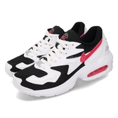 Nike 休閒鞋 Wmns Air Max2 Light 白 紅 女鞋 運動鞋 【PUMP306】 CJ7980-101