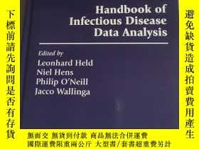 二手書博民逛書店Handbook罕見of Infectious Disease