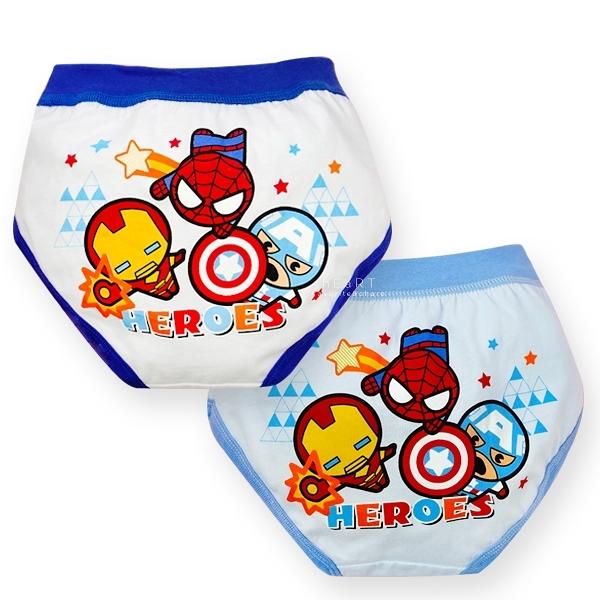 復仇者聯盟系列男童三角褲 兩入組 內褲 童裝 兒童三角褲