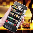 [ZD552KL 硬殼] 華碩 ASUS ZenFone 4 Selfie Pro Z01MDA 手機殼 外殼 自動販賣機