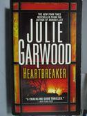 【書寶二手書T6/原文小說_KQG】Heartbreaker_Julie Garwood