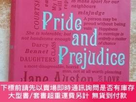 二手書博民逛書店Pride罕見and Prejudice (仿皮軟精裝)Y254800 Jane Austen Baker &