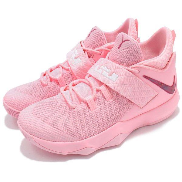 Nike 籃球鞋 Ambassador X Kay Yow 粉紅 白 Kay Yow 乳癌防治 大使 10代 男鞋 【PUMP306】 AH9655-600