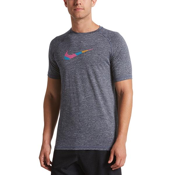 NIKE Mash Up 成人男性機能防曬T恤 短袖上衣 抗UV UPF 40+ DRI-FIT NESS9541