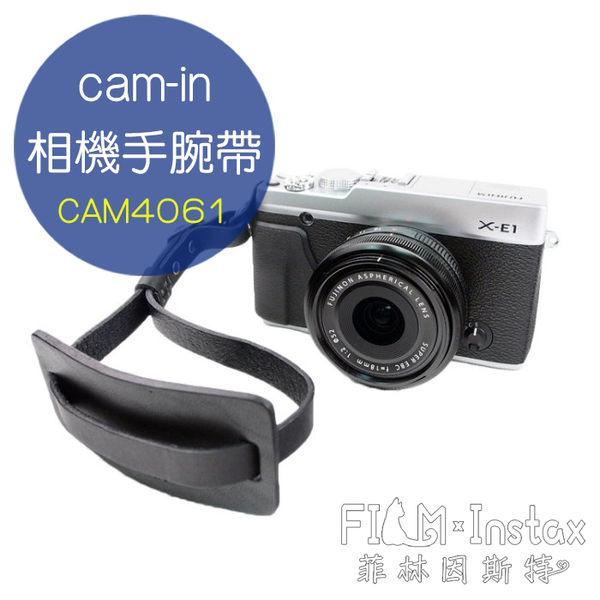 Cam-in CAM4061 真皮手腕帶 相機手腕帶
