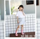 雨鞋1-7歲幼兒水鞋男女童兩用防滑套鞋小孩雨靴四季膠鞋 初語生活