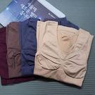 《短袖長版無痕塑身衣》D014 (顏色隨機)