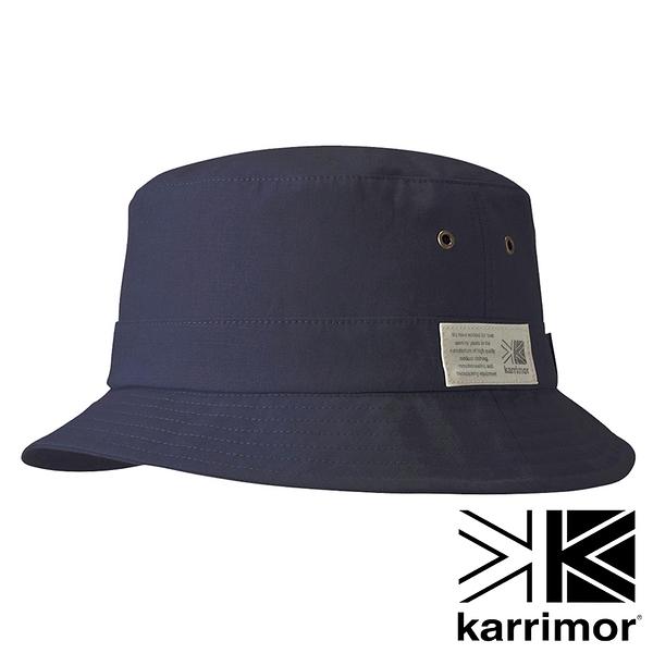【karrimor】Grab hat 抗UV 防潑水 漁夫帽『海軍藍』100681 戶外 休閒 運動 露營 登山 吸濕 排汗 快乾