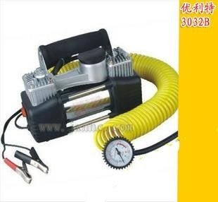 汽車雙缸大功率快速充氣機