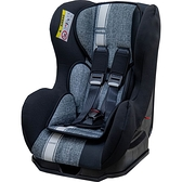 NANIA 納尼亞 0-4歲旗艦型安全汽座/安全座椅-彩繪系列-條紋灰FB00525[衛立兒生活館]