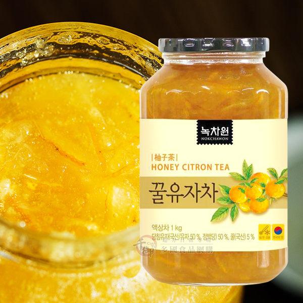 韓國蜂蜜柚子茶1Kg