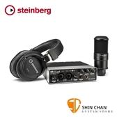 【缺貨】Steinberg UR22 MKII Recording Pack USB 電腦錄音介面套組【UR-22/UR22MK2/YAMAHA總代理】