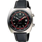 【超贈點5倍】LONGINES 浪琴 Heritage Diver 300米潛水機械腕錶/手錶-黑/43mm L27954520