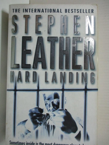 【書寶二手書T4/原文小說_GBL】Hard Landing_Leather, Stephen
