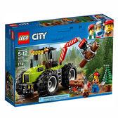 樂高積木 LEGO《 LT60181 》City 城市系列 - 森林拖拉機 ╭★ JOYBUS 玩具百貨