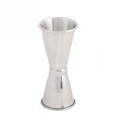 雪克不鏽鋼量杯42x25 大