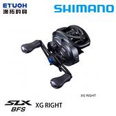 漁拓釣具 SHIMANO 21 SLX BFS XG R [兩軸捲線器]