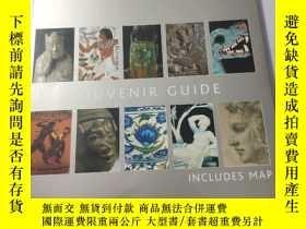 二手書博民逛書店The罕見British Museum Souvenir Guide (English Edition)Y18