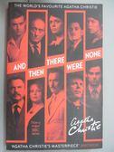 【書寶二手書T1/原文小說_LOQ】And Then There Were None [TV tie-in edition]_Agatha Christie