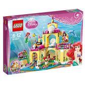 【LEGO 樂高積木】Duplo系列-小美人魚的海底宮殿-41063