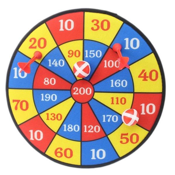 魔鬼氈 安全標靶 飛鏢靶 /一袋10個入(促70) 安全飛鏢盤 飛標靶 魔鬼氈飛標板 射飛鏢