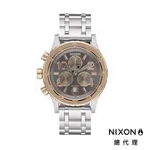 NIXON 38-20 高傲霸氣 銀X玫瑰金 顯白 潮人裝備 潮人態度 禮物首選