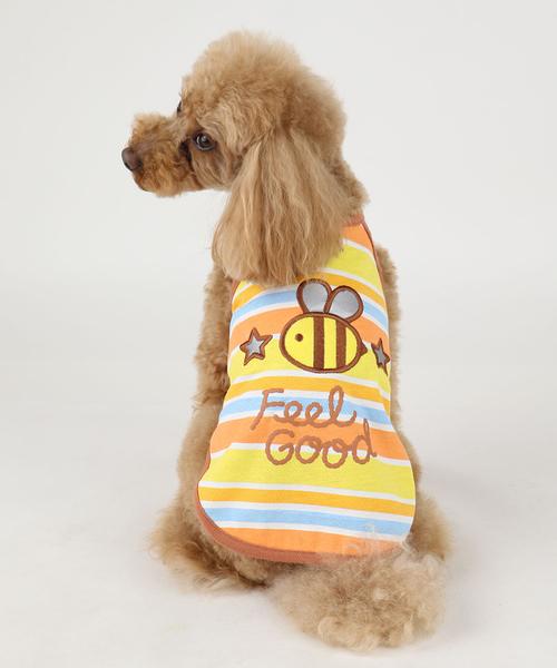 【PET PARADISE 寵物精品】Narikiri 蜜蜂反光背心 (S) 狗衣服 寵物用品 寵物衣服